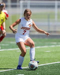Girls Soccer JV • Judge - Delta • 08-12-2020