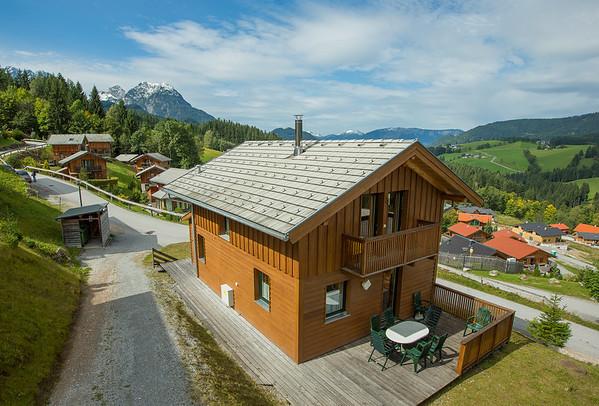 Alpendorf Haus 55