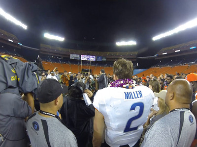 Hawaii Bowl 2013  GoPro Videos