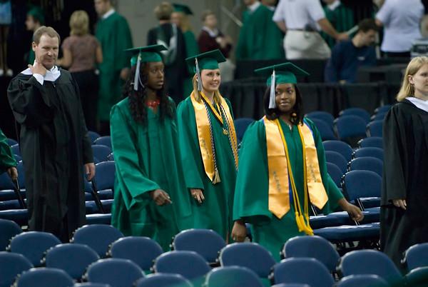 Collins Hill High School Class of 2007 Graduation