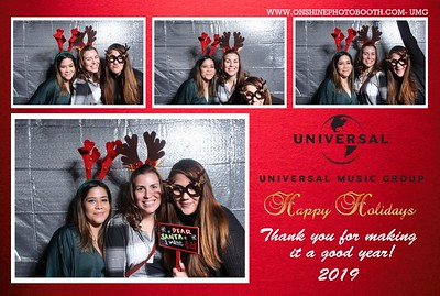 Universal Music Group Holiday Party