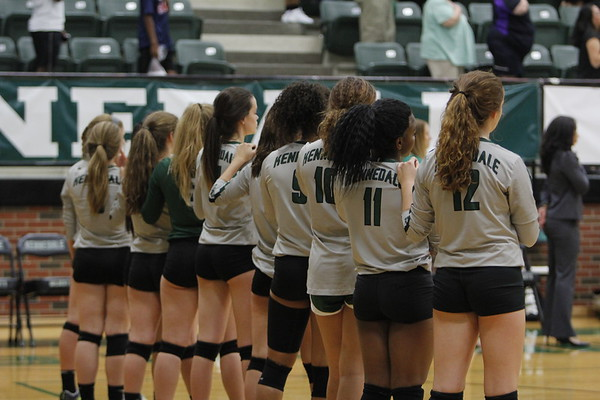 Kennedale Volleyball 2017