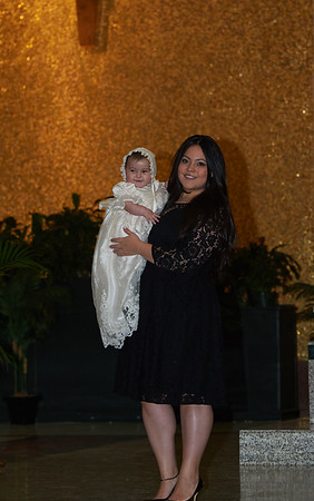 Angelina's Christening