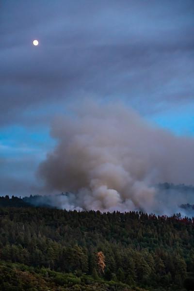Cranston Fire July 2018