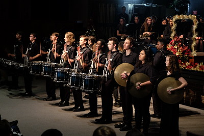 2019-12-17 Holiday Concert Percussion