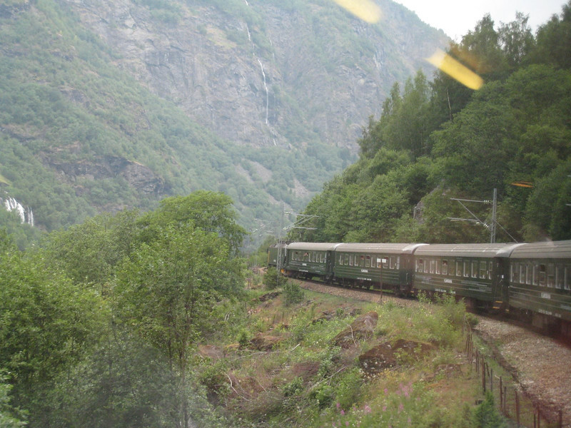 The Flam Railway