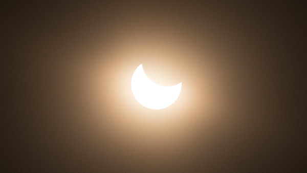 Oregon Solar Eclipse