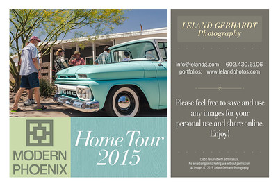 Modern Phoenix Home Tour 2015