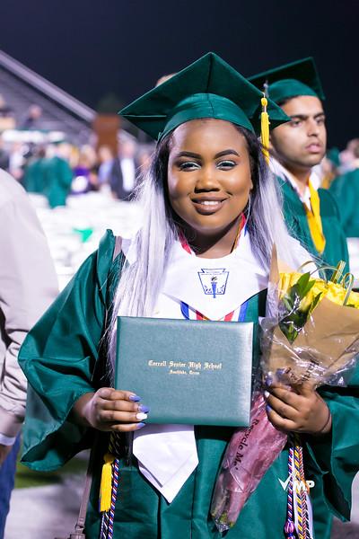 Cindy Folefack Graduation 2017