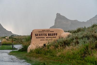 Scotts Bluff National Monument 2017
