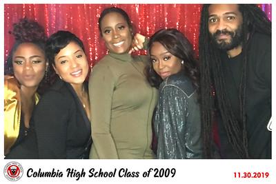 Columbia High School Class of 2009