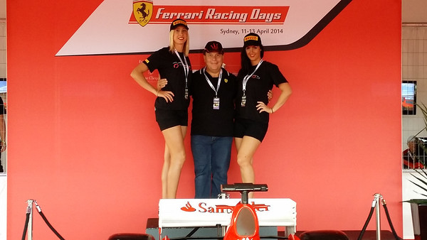 Ferrari Race Days