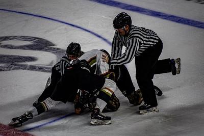 Ice Bears vs Macon