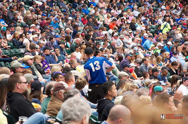 A Mariners Game 2013