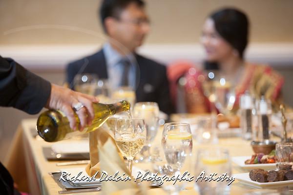Manisha and Sunil Engagement