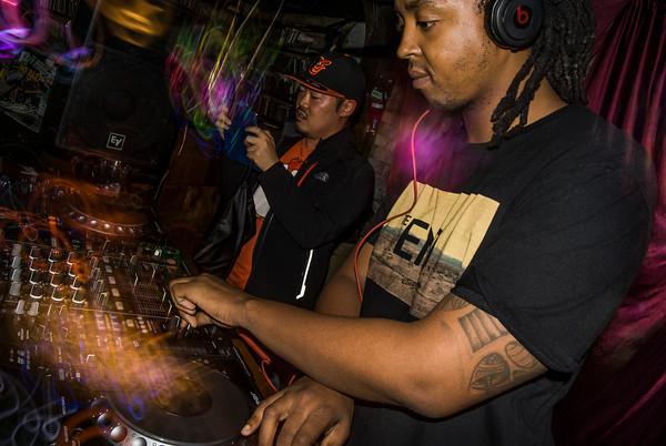Bassment Bounce, Seoul, Korea, 10/23/2015