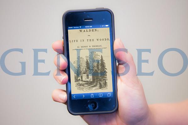 Digital Thoreau Project