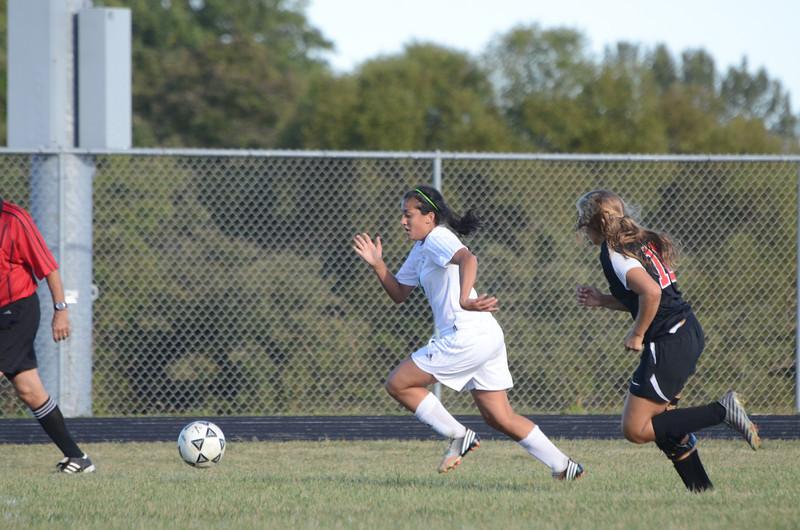 Girls Varsity Soccer September 18 vs Bo Manor