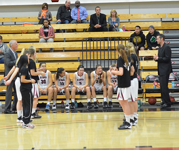 2013-11-23 Women's Basketball v SPU