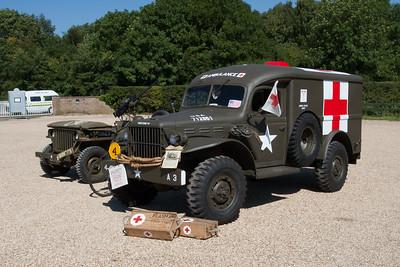 Ambulances & Fire Engines