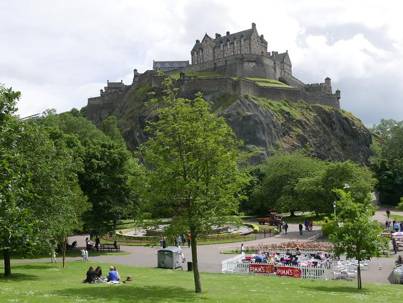 @RobAng Juni 2015 / West End, Edinburgh / City Centre Ward, Scotland, GBR, Grossbritanien / Great Britain, 60 m ü/M, 2015/06/29 14:52:26