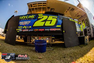 Magnolia Motor Speedway - LOLMDS - 6/20/20 - Heath Lawson