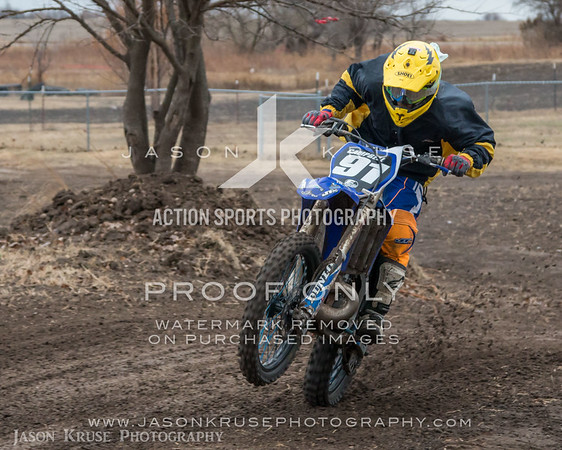 47th Annual Turkey Run Hare Scramble: Jeeps Motorcycle Club
