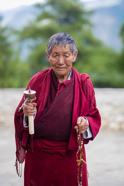 bhutan nun (1 of 1).jpg