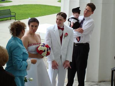 2008-08-02 Kendra and Marcus Wedding