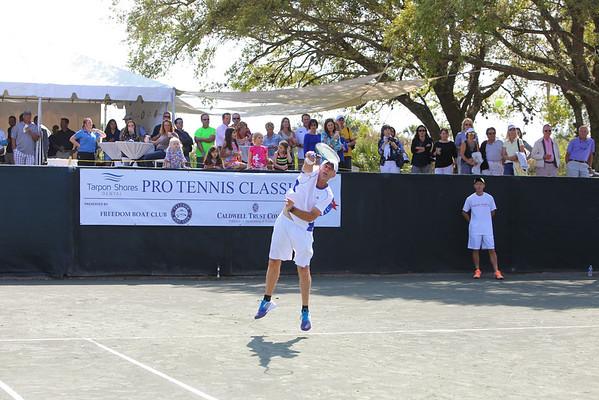 Plantation tennis event