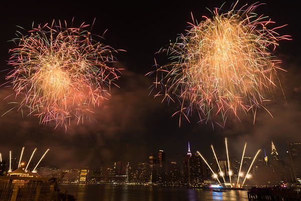 2017-07-04 - Macy's Fireworks