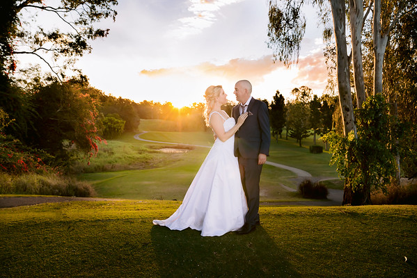 Leyla & Scott: Hillstone St Lucia Wedding