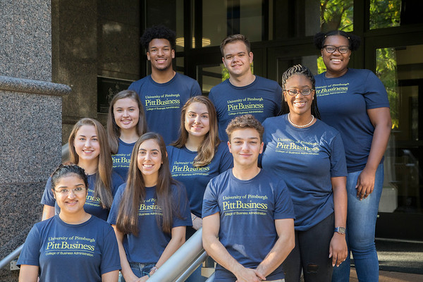 2018 CBA Student Ambassadors
