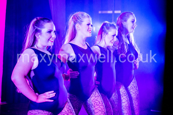 MULTIPLICITY 2014 - Photos from side of stage on the last night of the show - East Devon Dance Academy