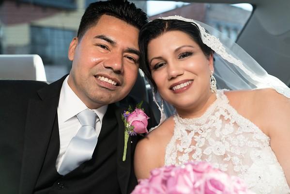 Rebecca & Minervo Wedding