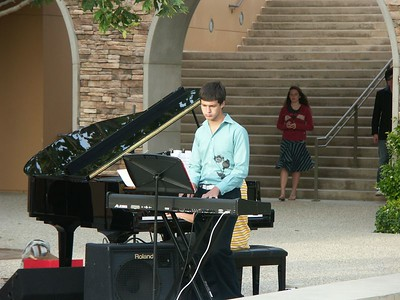 Jazz on the Town Square, May 2005