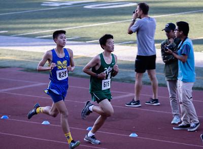Postal 2-Mile Run