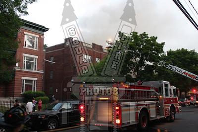 Hartford, Ct 3rd alarm plus