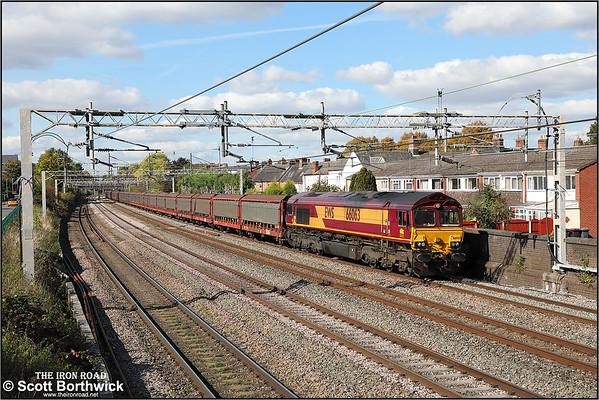 Class 66: DB Cargo UK