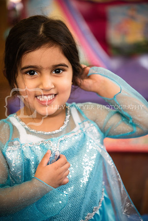 Anushka's 3rd Birthday Party