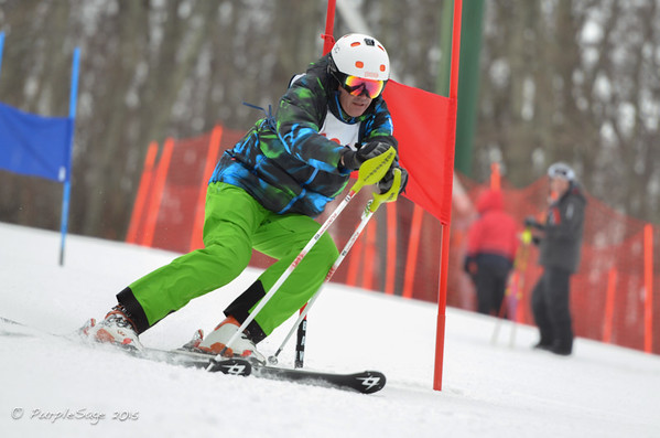 Wintergreen Giant Slalom Race 2- 2/7/015