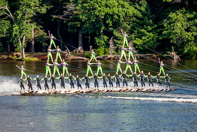 Waterski - Mad-City Ski Team State - July 22, 2018
