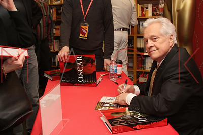 """New York, NY - February 09:  The Book Signing of """"80 Years of the Oscar: The Official History of the Academy Awards"""", New York, USA."""