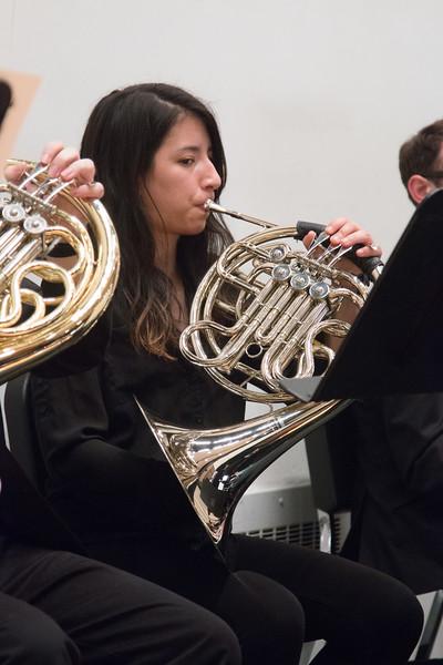 Kristen  Lineback  -- Hopkins Symphony Orchestra, April 2017