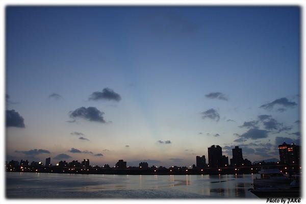 20050716 大稻埕夕陽
