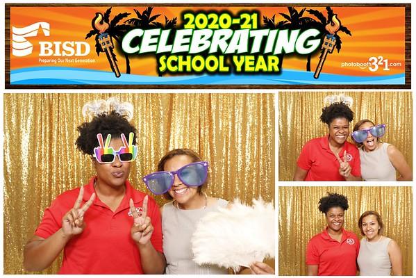 BISD Celebrating 20-21 Year