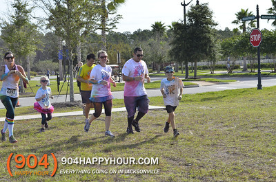 Color in Motion Run - 11.9.13