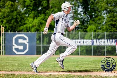 Varsity Baseball vs. New Canaan - June 1, 2021