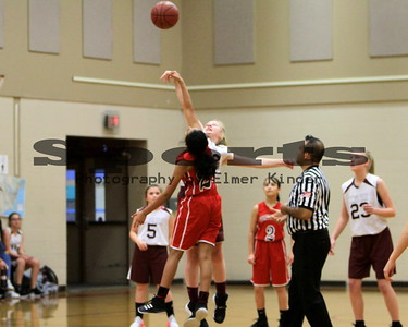 2018 Girls Basketball