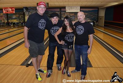 Flock of Goo Goo - Punk Rock Bowling 2012 Team Photos - Squad 2 - Sam's Town - Las Vegas, NV - May 26, 2012